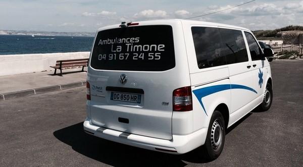 Ambulances la timone Marseille